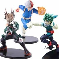 Anime Boku No Hero Academia Action Figure My Hero Academia Katsuki Model Toys