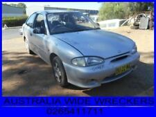HYUNDAI EXCEL X3 94 TO 2001 3 DOOR L/H HEADLIGHT PASSANGERS SIDE WRECKING 29526