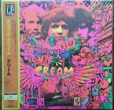 Cream~Disraeli Gears~Factory Sealed 2007 200 Gram Japanese Import Top 100 LP