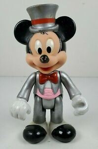 """Disney Hollywood Mickey Mouse 5"""" Tall Children's Toy Action Figure Arco"""