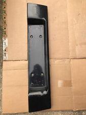 Jaguar XJ40 XJR Sport Boot Infill Panel Black