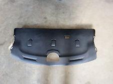 08-11 Subaru Impreza WRX Rear Speaker Cover Panel Shelf Back Deck Belt Trim OEM