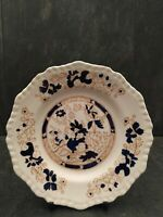 "ANTIQUE   MASON'S ""Mandarin"" Patent Ironstone China Plate 6"""