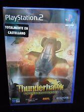 Thunderhawk:Operation Phoenix nuevo y precintado playstation 2