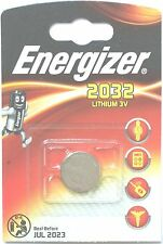 Energizer CR2032 Single Use Batteries