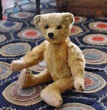 "Antique German Mohair Teddy Bear 10"""
