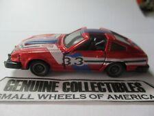 "'Vintage"" Kidco Lockups DATSUN 280Z RED BSR #33 BOB SHARP RACING 1980 Macao"