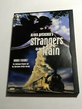 Alfred Hitchcock's Strangers on a Train (Dvd, 1997)
