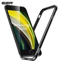 ESR Case for iPhone SE 2 8 7 X XS XR 11 Pro Max Metal Bumper Frame TPU Cover