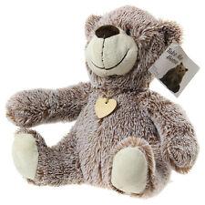 25cm Fluffy Light Brown Teddy Bear Animal Door Stop Weighted Doorstop Stopper