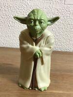 Star Wars Figure Jedi Master Yoda Mcdonalds Toy 2009 Great Fun Gift Free P&P