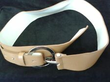 Faux Leather Plus Size Belts for Women
