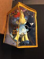 "Keldeo 20th Anniversary Pokemon Limited Edition 8"" Plush  BRAND NEW Tomy #647"