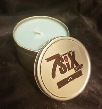 Fall Fireside (Smoky, Woodsy, Cinnamon) Scented Fall/Halloween Soy Candle