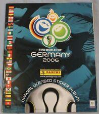 FIFA World Cup Soccer 2006 Germany PANINI Album reprint