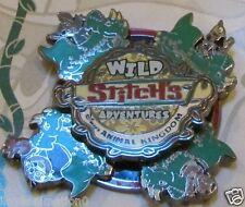 Disney AK Stitch Triceratops Spin Pin **