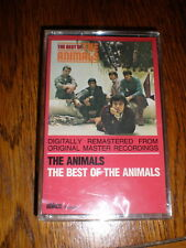 The Animals CASSETTE The Best Of The Animals SEALED