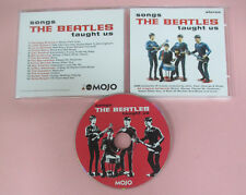 CD Compilation Songs The Beatles Taught Us chuck berry mojo PROMO no lp mc(C41)