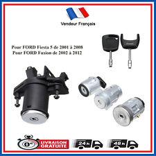 FORD Fusion Fiesta 5  - Serrure Barillet Bloque Volant Coffre Porte 2S61A22050BM