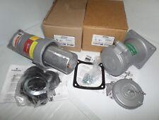 APPLETON ACP15034CD&ADR15034 150-Amp PIN&SLEEVE PLUG&RECEPTACLE 150A  600V 3W 4P