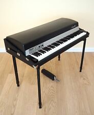 1977 Rhodes Stage 73 Mk I Vintage Electric Piano w/ Pedal, Fender Suitcase