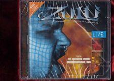 ZULU-LIVE DOPPIO CD NUOVO SIGILLATO