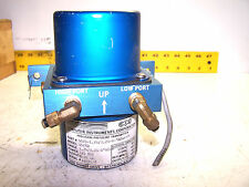 """CIC PRESSURE TRANSMITTER 5525- 1.75/3.25-0""""H20D 7A 115 VAC"""