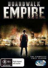 Boardwalk Empire : Season 1 (DVD, 2012, 5-Disc Set) New, Genuine & Sealed D54