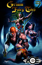 GRIMM FAIRY TALES Volume 11 Graphic Novel NEW