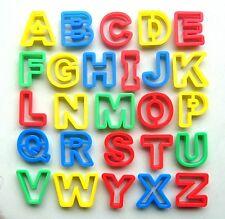 26 pcs A - Z Letters plastic Fondant  Baking Biscuit Cookie Cutter Set