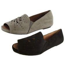 Suede Medium Width (B, M) Floral Shoes for Women