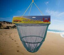 Nalu GRANCHIO DROP Net, la pesca spiaggia mare piscine Rock a molla esca trappola ty7655