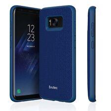 Evutec Aergo Ballistic Nylon Schutzhülle Case für Samsung Galaxy S8 blau