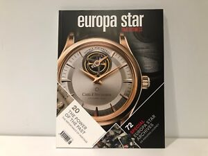 Revista Magazine - EUROPA STAR - Time Business - Chapter 5 2018 - English