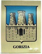 GORIZIA-Friuli Venezia Giulia (Serie:Citta' Italiane) Argento-Smalti