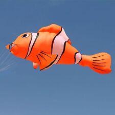 Weifang 2m Kite clown fish pendant hanging kite kite and duct