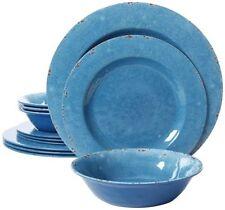 Solid  sc 1 st  eBay & Melamine Dinnerware Set | eBay