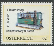 ÖSTERREICH / 8031902 / Philatelietag 1190 Wien / Postfrisch / ** / MNH