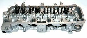 REMAN Cylinder Head with Valves for Tercel, Corolla & 85-88 Chevy Nova CHVTO16L