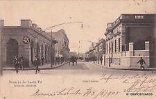 * ARGENTINA - Rosario de Santa Fé - Calle Cordoba 1905