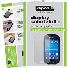 Samsung Galaxy Fame Lite Protector de Pantalla protectores mate