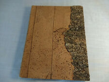 Unique Old Photo Album Made From Cork
