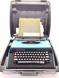 Vintage Brother Cassette Correct-O-Riter I 4712 Portable Electric Typewriter