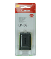 Original Canon LP-E6 Battery Li-Ion EOS 7D 60D 5D2 5D 70D 6D LPE6