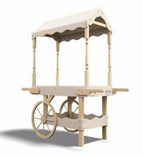 Collapsible Candy Cart Wedding Favour Sweet Stall Birthday Sweets Stand Portable