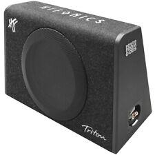 Hifonics Triton Ultra Kompakt Auto Subwoofer TRS 250 Bassbox 600 Watt Slim Line