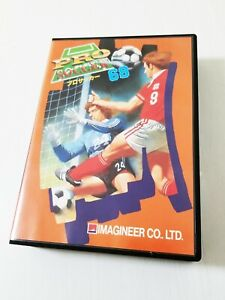 Sharp X68000 PC Game Pro Soccer 68 Japan 0422A8