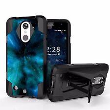 Shockproof Case w/Stand Cover for LG K20 Plus K20 V Harmony K10 2017 V5 Grace