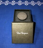 Vintage DOM PERIGNON CHAMPAGNE Bottle Stopper Original Box Estate Find Clean