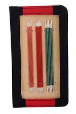 Pro Paar KnitPro Karbonz Single Spitz Stricknadeln 35cm x 3mm Stricken Basteln, Malen & Nähen